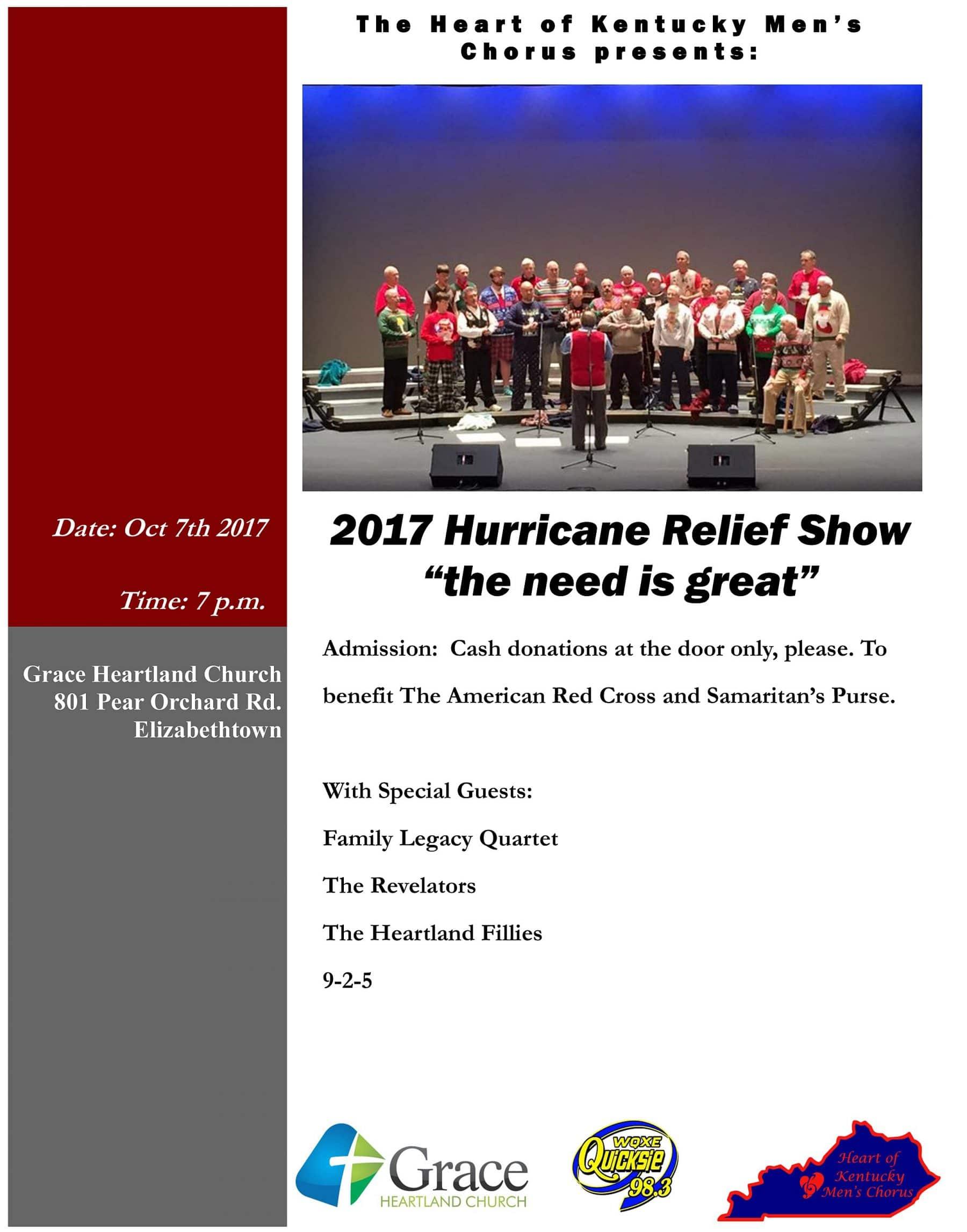 2017 Hurricane Relief